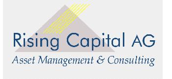Logo Rising Capital AG im businesscenter lausen