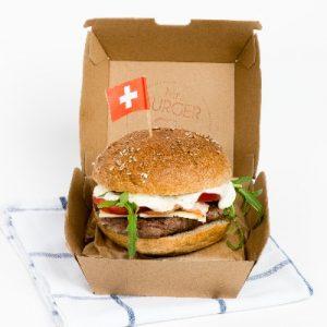 MRS Burger- Jeden Donnerstag frische Gourmet Burger im Businesscenter Liestal